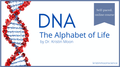 DNA: The Alphabet of Life self-paced online course