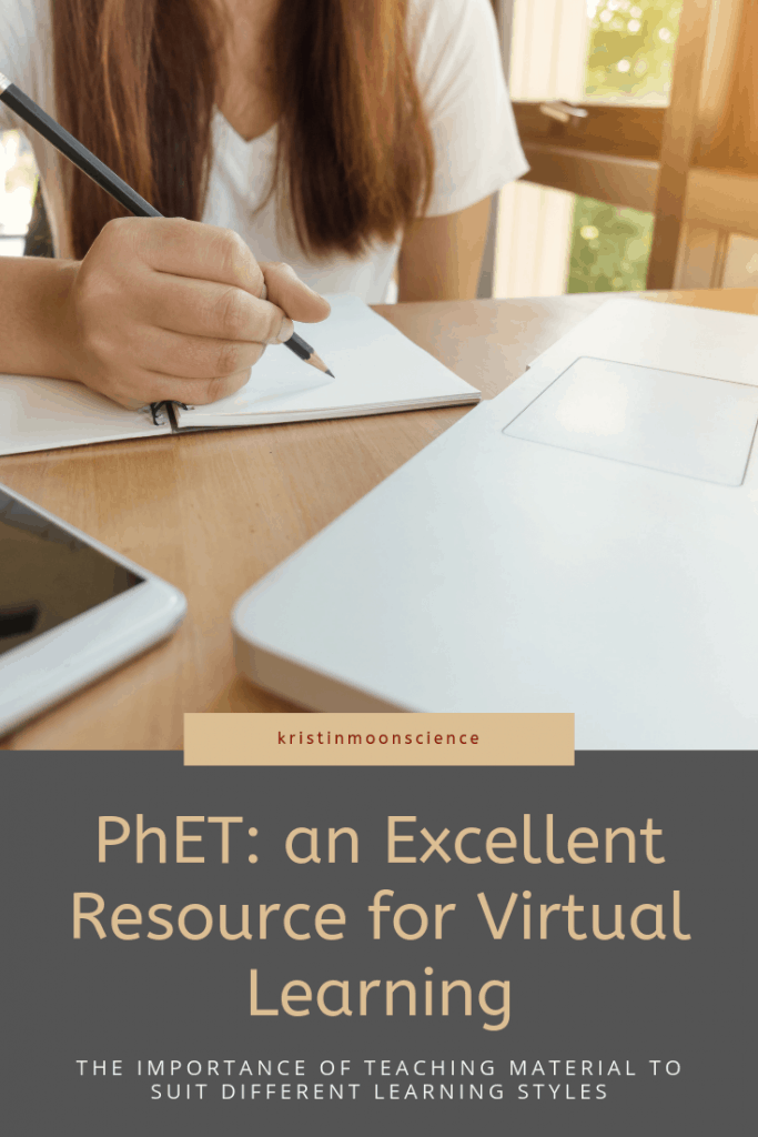 PhET is an incredible free resource available to help teach math and science
