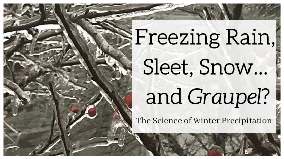 The science of winter precipitation
