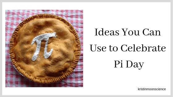 Hands-on activities to celebrate Pi Day