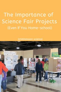 Why science fair projects are important