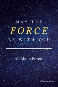 Learn the science of forces