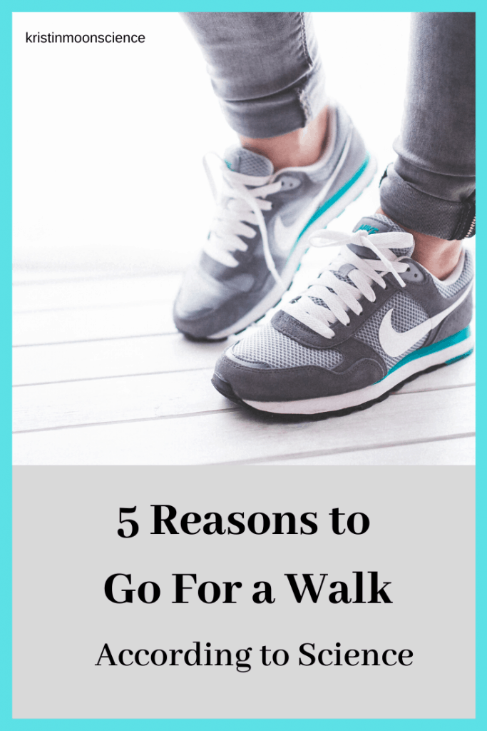 Exercise is good for you, both mentally and physically.  Science has shown that walking is one of the best exercises there is.  Learn 5 reasons you should consider adding a daily walk to your routine, according to science.