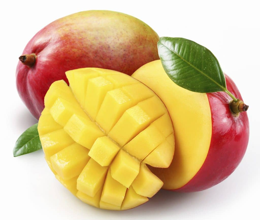 Urushiol oil is present in the peels of mangoes and in raw cashews.