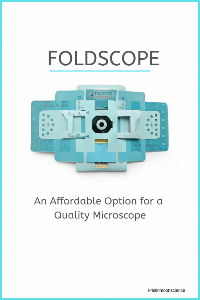 We live side by side with microorganisms such as fungi, bacteria, viruses, protozoa, and algae of which we remain unaware. Having access to a quality microscope changes that. This is why I was elated to find out about the Foldscope.
