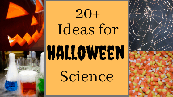 Candy science, pumpkin science, dry ice science, spooky science. Fun for all ages!