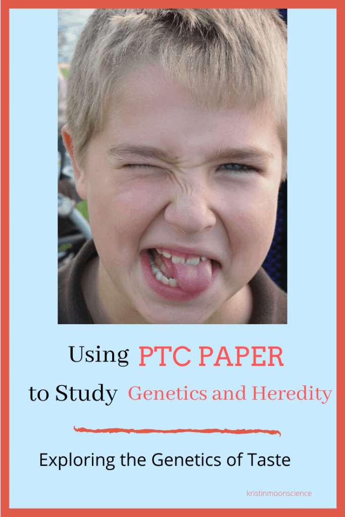 You know that your DNA controls your eye and skin color.  But did you know that it also controls the way you taste substances?  It's easy, fun, and inexpensive to use PTC to study the genetics of taste.  Are you a supertaster? A mild taster? Or a non-taster?