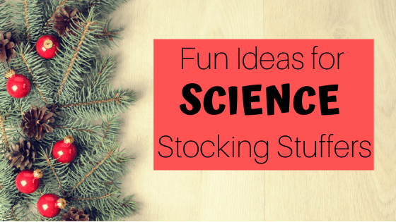 Your kids will love this science stocking stuffers