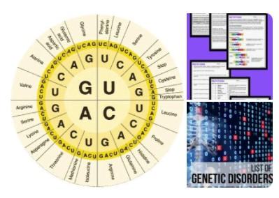 Genetics Lessons Pinterest board